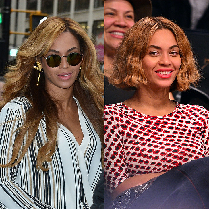Beyonce hairstyles 2015