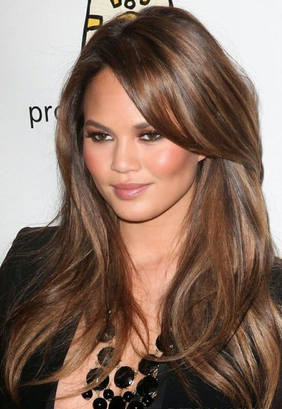 Deep brown hair colors 2015