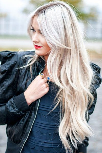 Blonde hair colors 2015