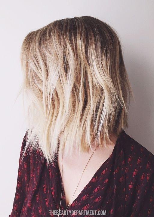 HD wallpapers long length bob hairstyle