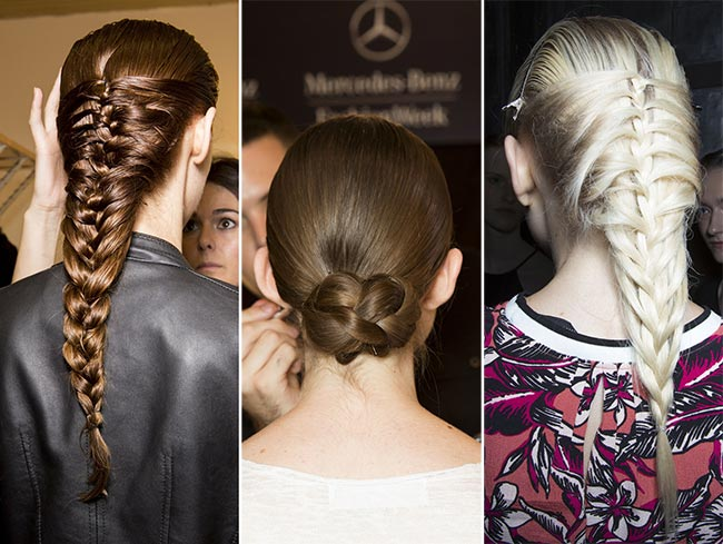 Braids Hairstyles for Spring 2015