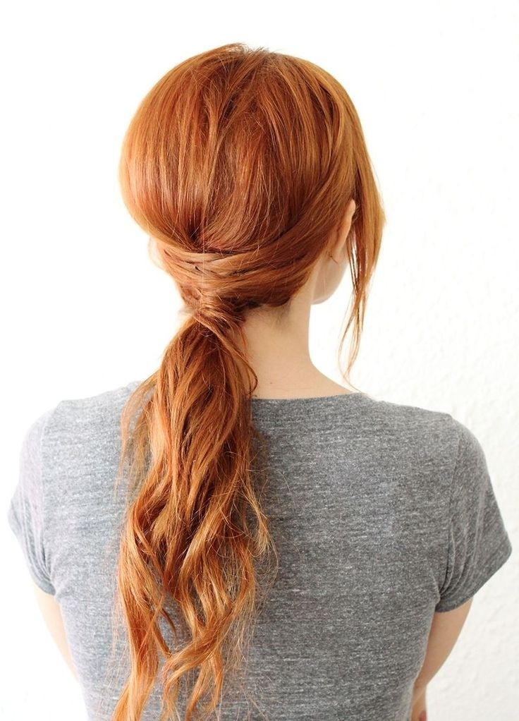 Cute Amp Easy Hairstyles 2015 To Be On Trend Each Single Day