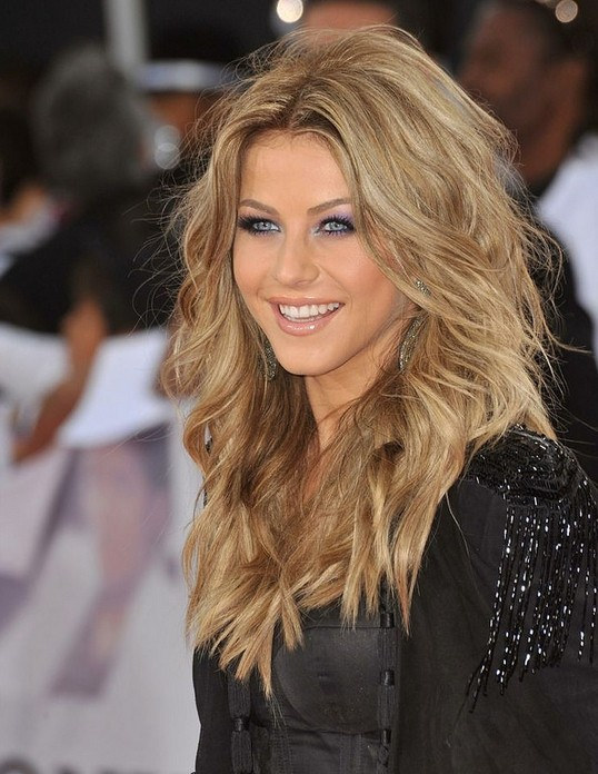 Easy cute messy wavy hairstyles 2015