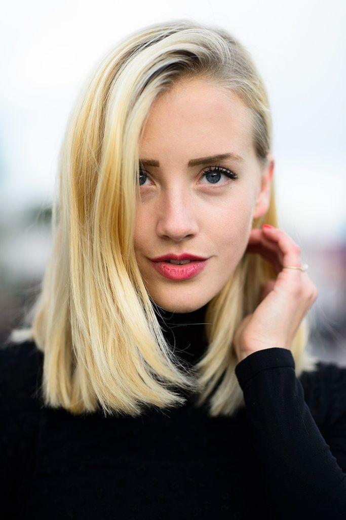 Easy cute blunt cut bob hairstyles 2015