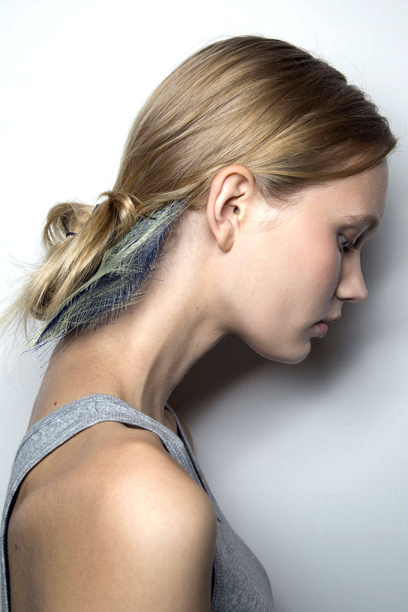 Ohne Titel hair accessories 2015