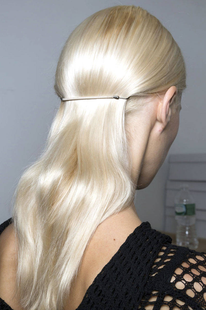 Tibi hair accessories 2015