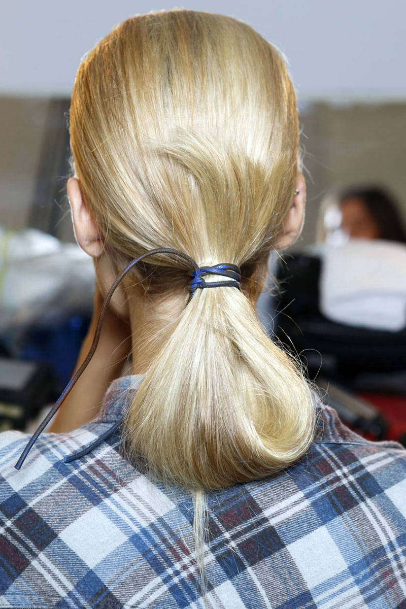 Reed Krakoff hair accessories 2015