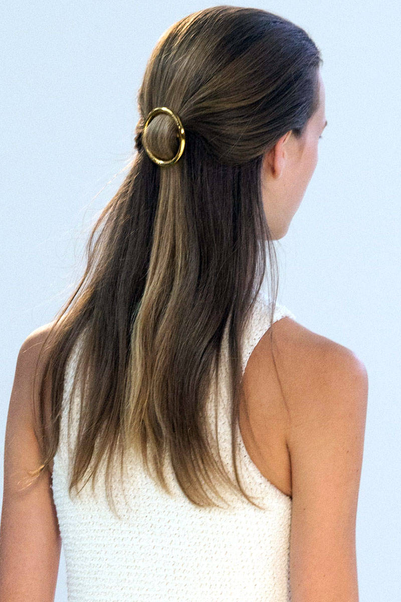 Celine hair accessories 2015