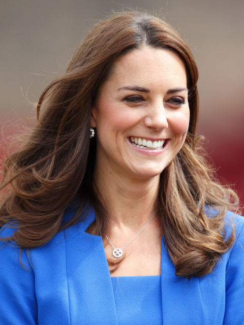 Kate Middleton red hair color trends 2015