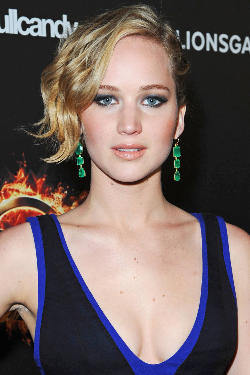 Jenifer Lawrence blonde hair color