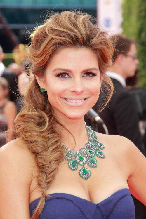 Fishtail braid New Year hairstyles 2015