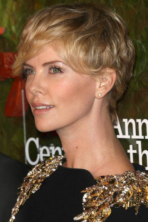 Pixie New Year hairstyles 2015