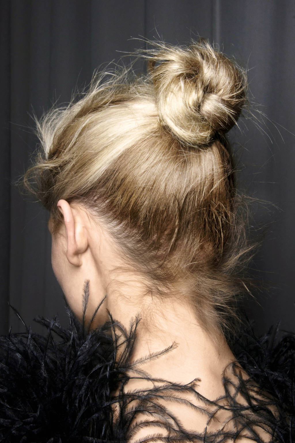 Marchesa New Year Hairstyles 2015