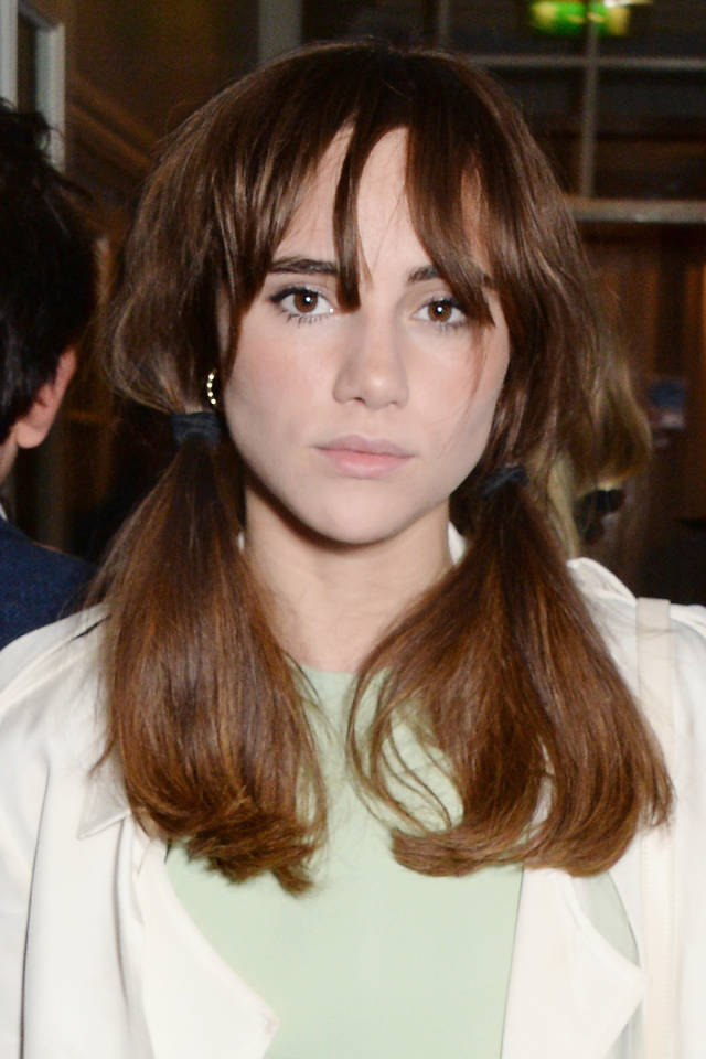 Stay At Home Casual Hairstyles For New Year 2015