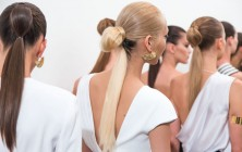 ponytail hairstyles 2015