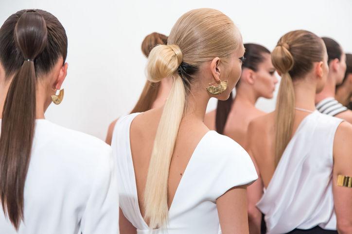 Antonio Corral Calero ponytail hairstyles 2015