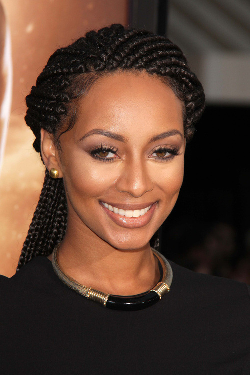 Big Box Braids Hairstyles 2015