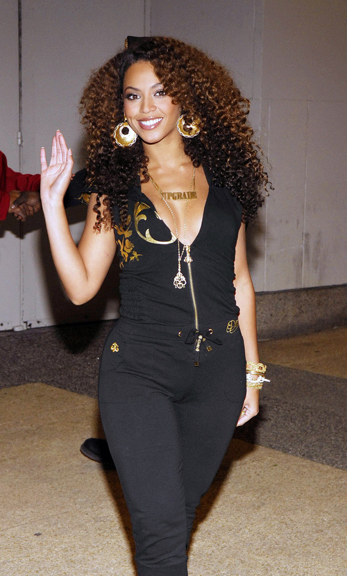 Beyonce Long Natural hairstyles 2015