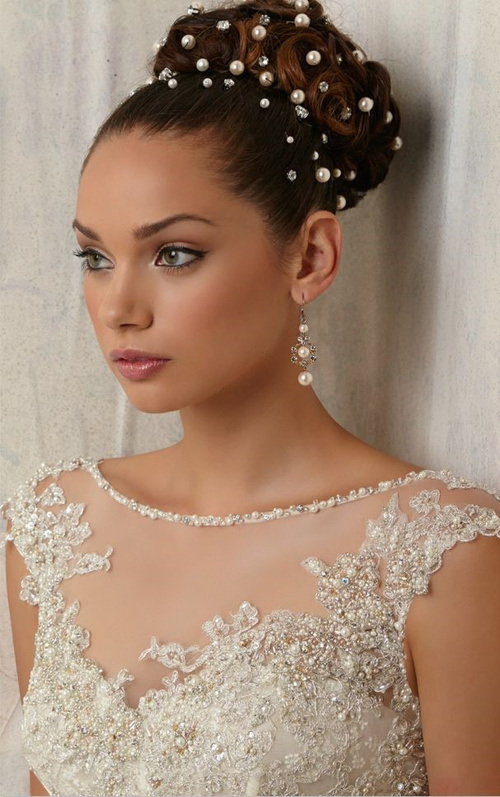 Sufficient Wedding Hairstyles 2015 Hairstyles 2017, Hair Colors and ...