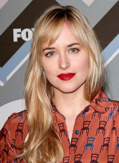 Fifty Shades Of Grey Dakota Johnson Hairstyles 2015