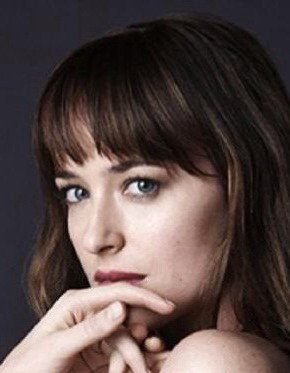 Dakota Johnson sensual hairstyles 2015