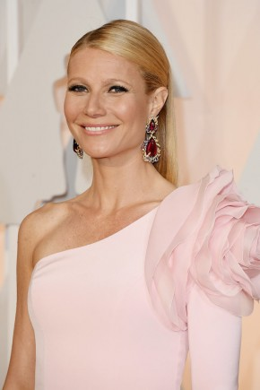 Gwyneth Paltrow Oscar 2015 Hairstyles