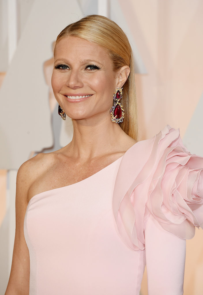 Oscar 2015 Celebrity Hairstyles | Hairstyles 2017, Hair ... Gwyneth Paltrow