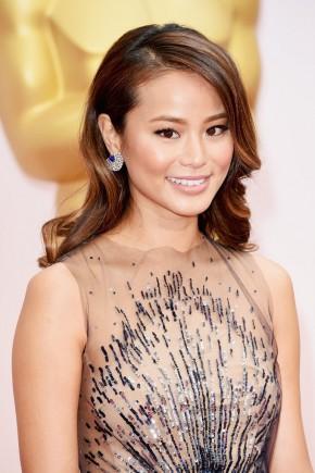 Jamie Chung Oscar 2015 Hairstyles