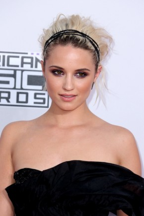 Dianna Agron Long Hairstyles 2015