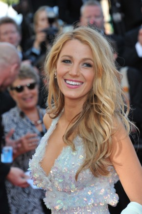 Blake Lively Long Hairstyles 2015