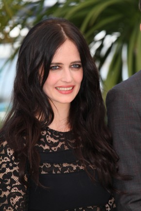 Eva Green Long Layaered Hairstyles 2015