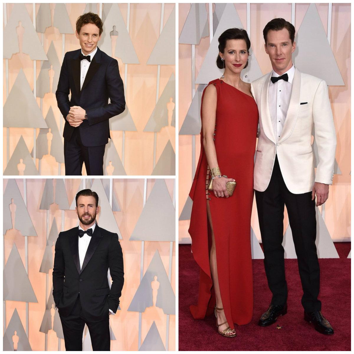 Oscars 2015 Mens Hairstyles