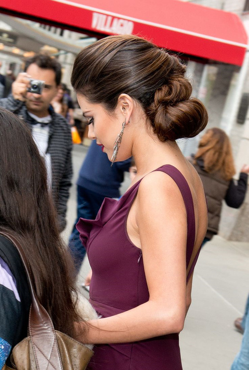 Selena Gomez Celebrity Hairstyles for Spring 2015   Hairstyles 2017 ...