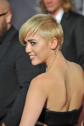 Miley Cyrus Short Haircuts 2015