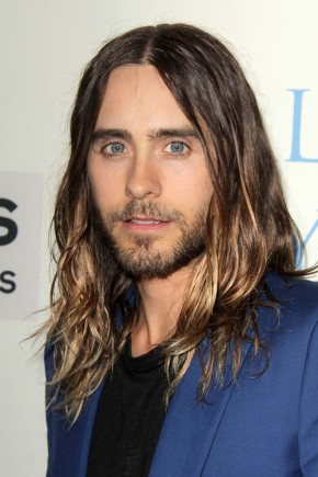 Jared Leto hairstyles for men 2015