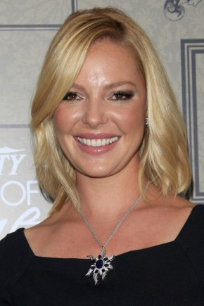 Katherine Heigl medium hairstyles 2015