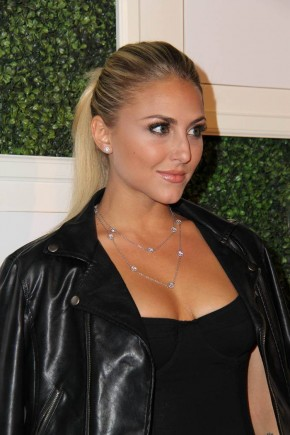 Cassie Scerbo Blonde Hairstyles 2015