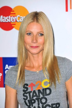 Gwyneth Paltrow Blonde Hairstyles 2015