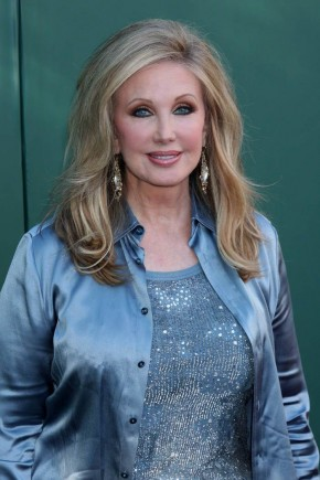 Morgan Fairchild Blonde Hairstyles 2015