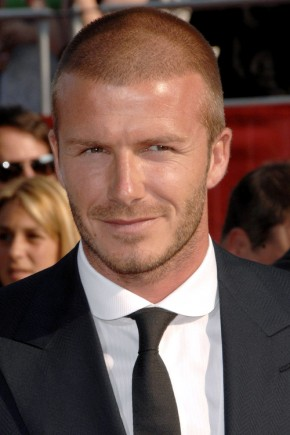David Beckham Extra Crop Cut Hairstyles 2015