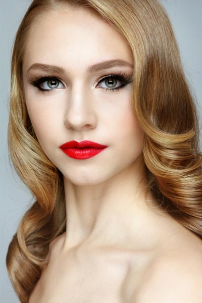 On-Trend Vintage Hairstyles 2015 Spring | Hairstyles 2017, Hair Colors and Haircuts