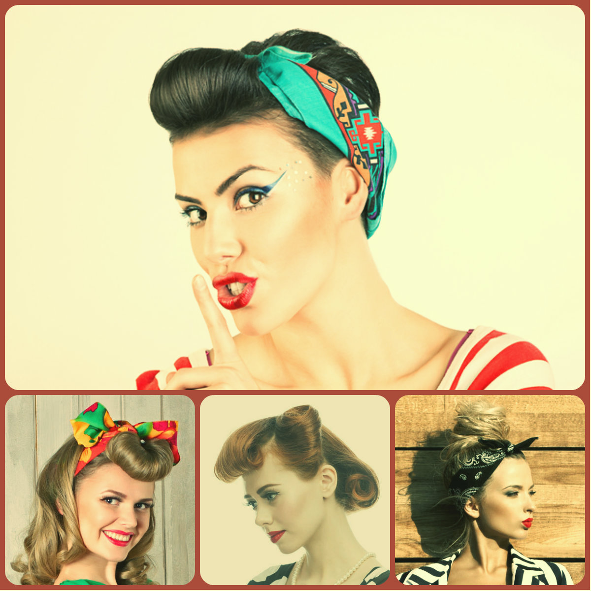 On-Trend Vintage Hairstyles 2015 Spring | Hairstyles 2017, Hair ...