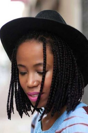 Dreadlocks bob hairstyles for black women 2015