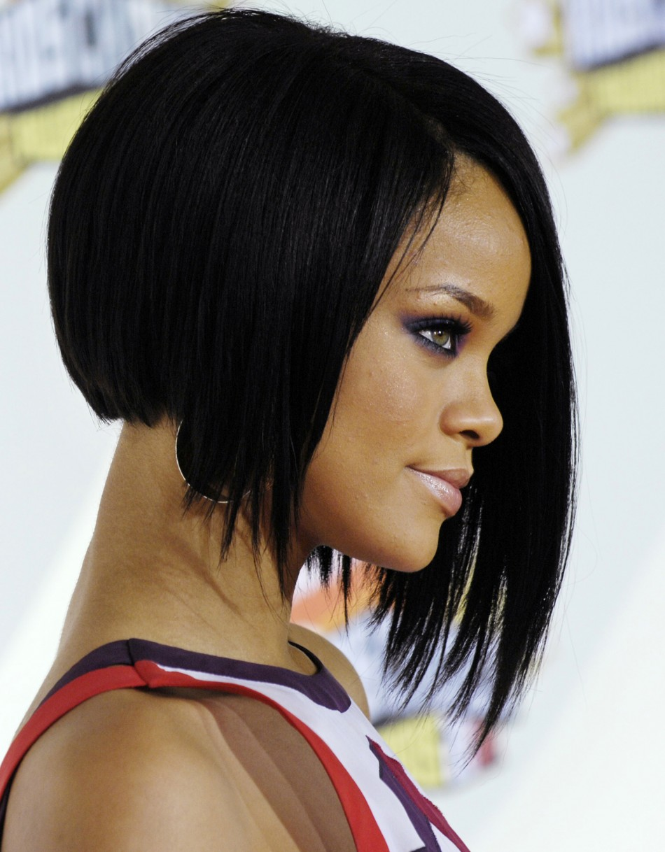 Rihanna bob hairstyles for spring summer 2015