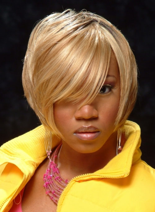 Outstanding Stylish Bob Hairstyles For Black Women 2015 Hairstyles 2016 Hairstyles For Women Draintrainus