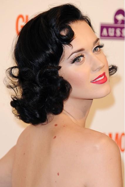 Katy Perry bob hairstyles 2015