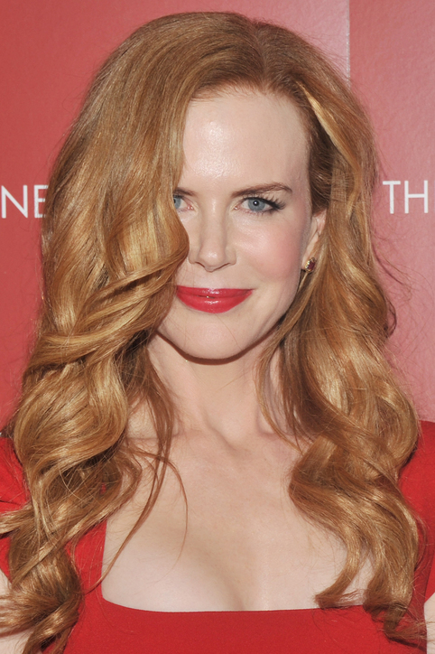 Nicole Kidman curly hairstyles 2015 celebrity curly hairstyles 2015