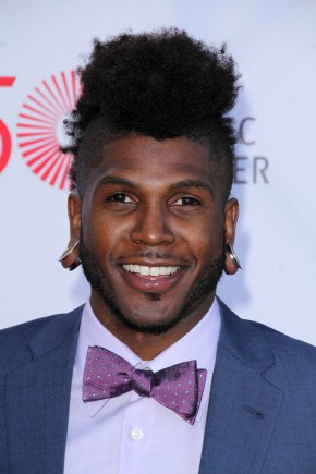 Mohawk hairstyles for black men 2015