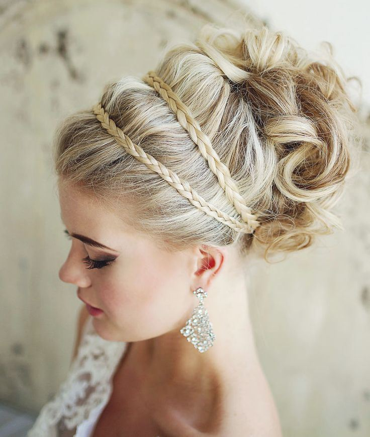 Elegant updo wedding hairstyles spring 2015 hairstyles 2017 easy curly wedding hairstyles 2015 greek style wedding hairstyles 2015 pmusecretfo Gallery