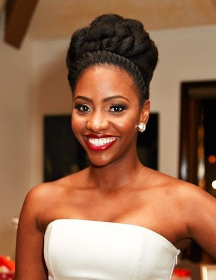 wedding hairstyles 2015 for black women